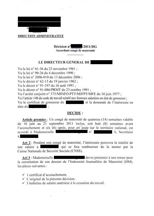 Certifizct De Pret Caf