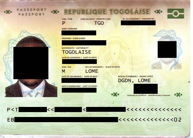 eregulations togo